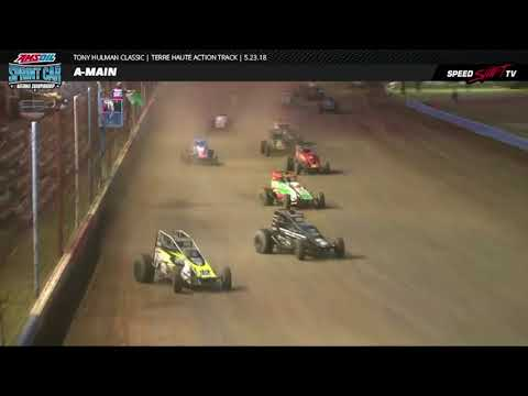 "USAC ""Tony Hulman Classic"" Highlights 