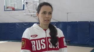 Мастер-класс от Олимпийской чемпионки по художественной гимнастике