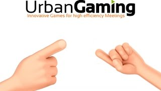 UrbanGaming - Team Building - Ipad
