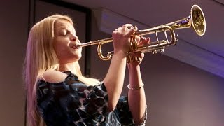 Bria Skonberg - Hotter than That @ Atlanta Jazz Party, Westin - Sat Apr/18/2015