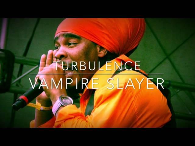 Vampire Slayer - Turbulence (Official Audio)