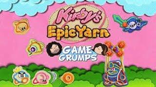 Game Grumps Kirby's Epic Yarn Mega Compilation
