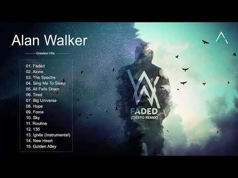 Alan Walker Greatest Hits Playlist 2019 艾伦沃克最佳歌曲2019