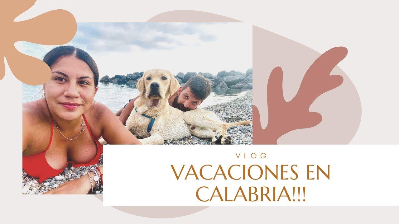 Vlog - vacaciones en el sur de Italia !!