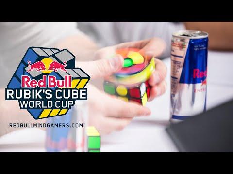 Red Bull Rubik's Cube World Cup 2019