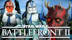 Battlefront 2 Blew Up With Mods! (ft. Jedi Fallen Order Mods)