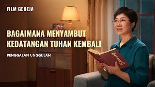 Film Pendek Rohani - Klip Film MEMATAHKAN MANTRA(1)Bagaimana Kita Bisa Menyambut Kedatangan Tuhan