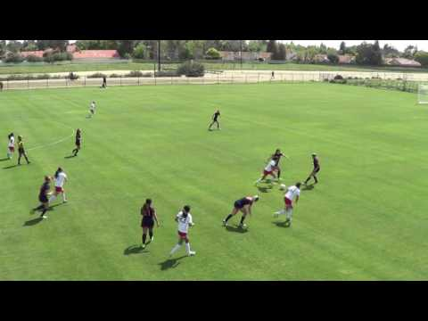 20170325 NCAA Womens Soccer - Fresno Pacific U Soccer v Antelope Valley - 2nd half