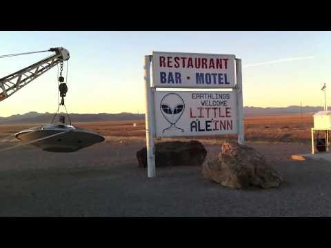 My Strange Trip to Area 51