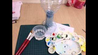 How to Make an Olympic Souvenir (Trophy)