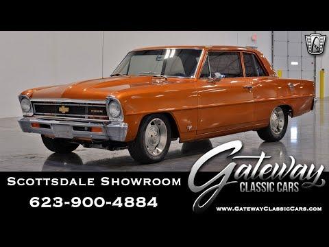 1966 Chevrolet Nova Gateway Classic Cars #490