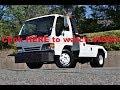 2003 Isuzu NPR Wrecker Diesel 4.8L Diesel