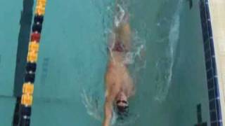 Ryan Lochte - Backstroke Technique
