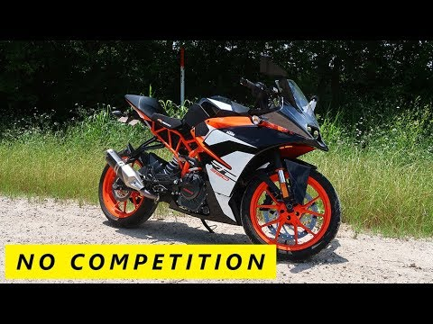 KTM RC390 In Depth Review - Who is this Bike For?