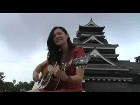 Marie Digby / Say It Again (at Kumamoto Castle_Japan)