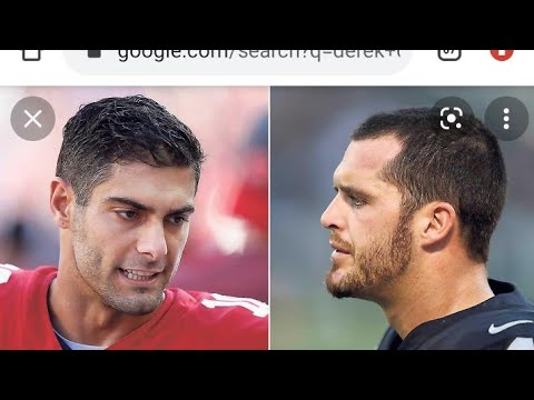 Las Vegas Raiders Why Are Quarterbacks Derek Carr And Jimmy G Hated On By Fans ? By Eric Pangilinan