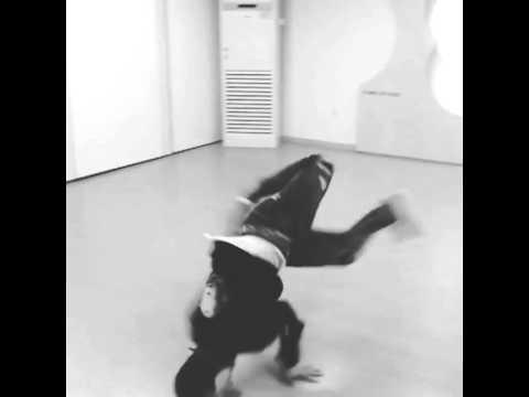 131128 Yong Junhyung Practice Dance