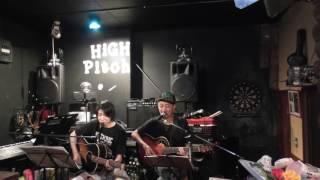 愛され隊(Thumb&YUKI☆仁井山) Suchmos cover 2017年6月24日@high pi...