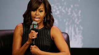 Michelle Obama ai Grammy Awards: 'La musica mi ha sempre aiutata'