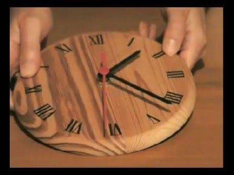Continuous mechanisms for wall clocks and creative hobbies
