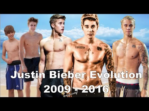 Justin Bieber  Music Evolution 20092017