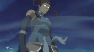The Legend of Korra: Video Game (PS4) - Avatar State Gameplay [1080p HD]