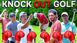 EPIC Knockout Golf Challenge | Good Good
