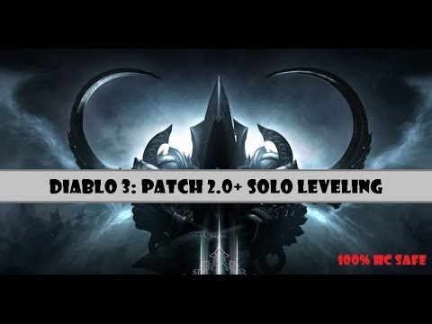Diablo 3: T6 Hardcore Solo Power Leveling 100% Safe--PATCHED