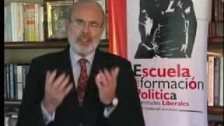 El Precandidato Liberal Alfonso Lopez Caballero le habla a las Juventudes Liberales