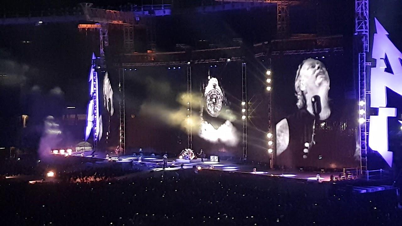 Metallica Wien