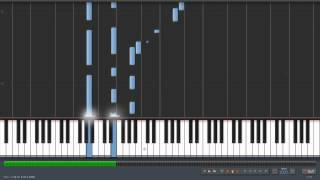 Download My Heart Will Go On (Titanic) Piano Cover (Synthesia xChris95xx version) Mp3 and Videos