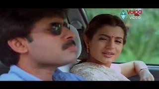 Katamarayudu Pawan Kalyan | Badri Movie Parts 4/5 | Pawan Kalyan, Renu Desai, Amisha Patel