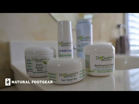 Dr. Swaim's Foot Care Products Review | Natural Footgear