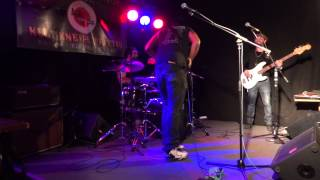 Carvin Jones-Purple Haze-live@Alte Bahnhof in Trittau 21.Apr.2013