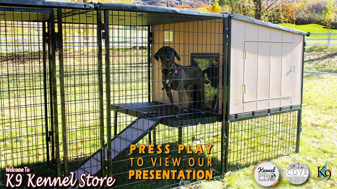 Dog Kennel & Runs Online Store - K9 Kennels