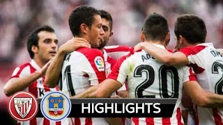 |HD| Athletic Bilbao vs Formentera 0-1 - Highlights - Copa Del Rey