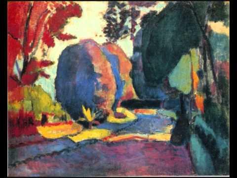 Igor Stravinsky: Four Etudes (1908)