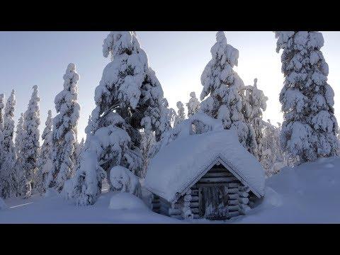 Winter in Lapland: Pello at Arctic Circle in Finnish Lapland - Travel Finland tourism talvi video