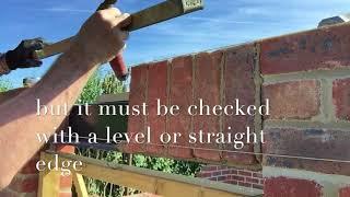 the fine art of brickwork - Soldier Course 2