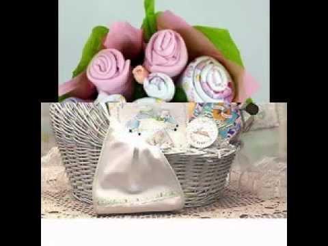 Cool Baby Shower Hamper Ideas Youtube