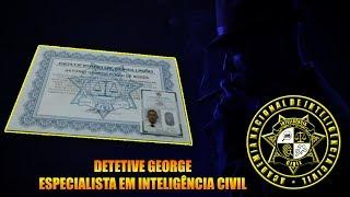DETETIVE GEORGE-FALA DO MATERIAL QUE RECEBEU DO PROJETO UNIFICA