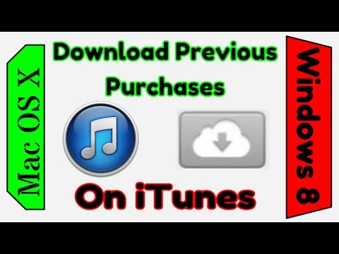 How To Download iTunes Past Purchases on Mac or PC (Apps, Music, Movies, TV Shows, and Books)