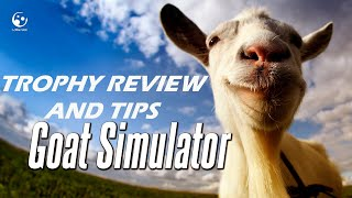 Goat Simulator Ps4 Trophy Game Review