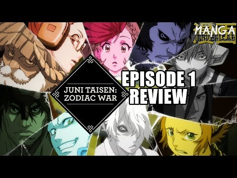 Night of the Zodiacs!! | Juni Taisen Episode 01 Review