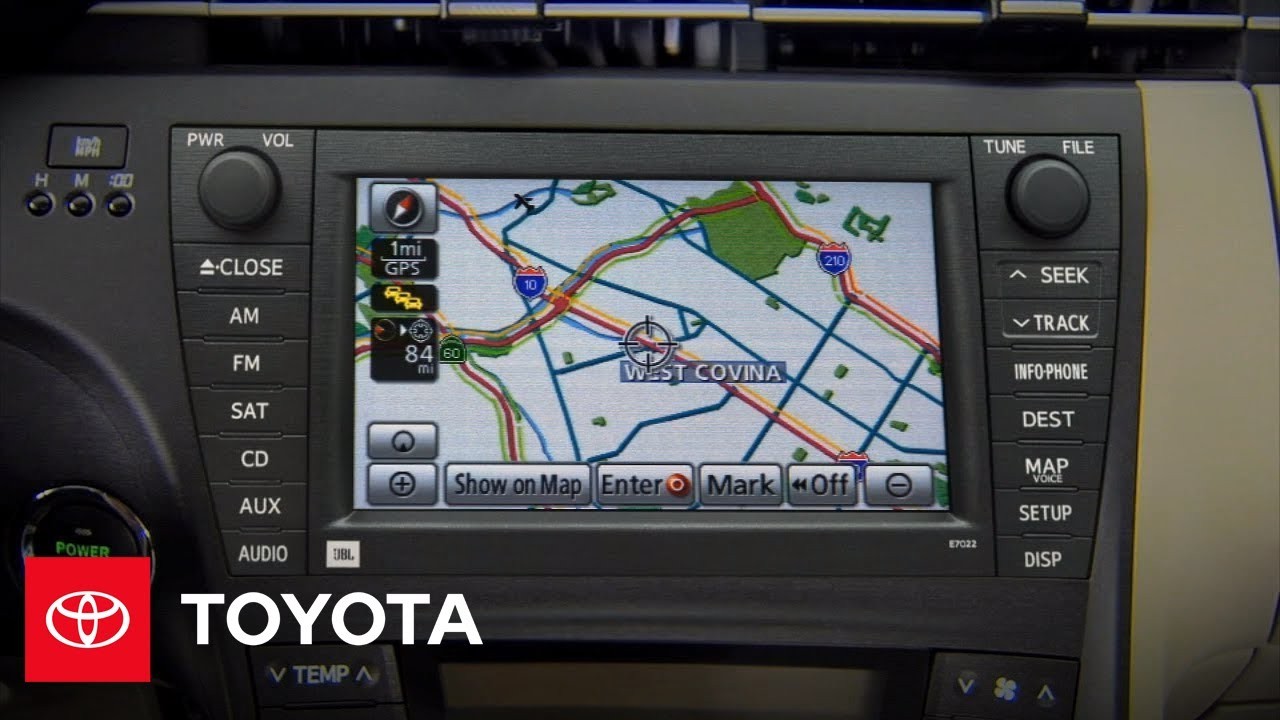 2010 prius how to navtraffic toyota youtube rh youtube com 2010 Toyota Prius prius 2010 navigation system owner's manual
