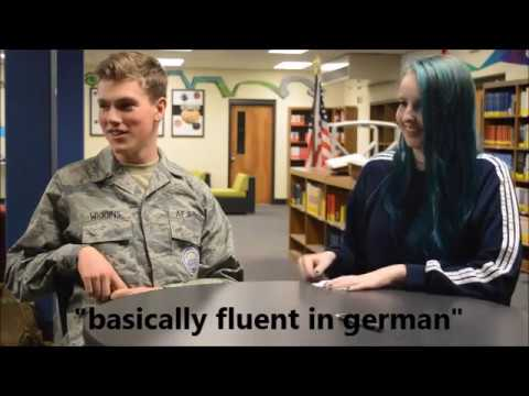 WHEN AMERICANS SPEAK GERMAN! Part 1.
