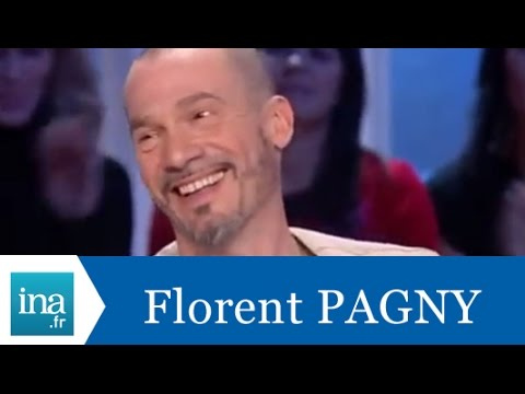 "Florent Pagny ""Interview nombriliste"" - Archive INA"