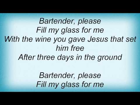 Dave Matthews Band - Bartender Lyrics