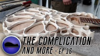 The Complication 16 - the most complex electric guitar ever?