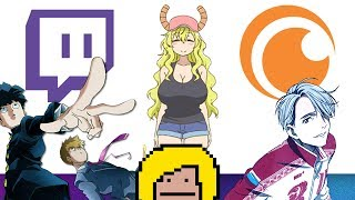 "ANIME ON TWITCH! ""STREAMING ANIME""!"